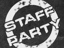 Staff party в Martinez pub