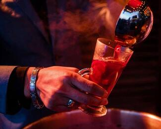 Всемирный день бармена в Zölden Beer