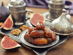 Проведите ифтар в кафе «Инсар»