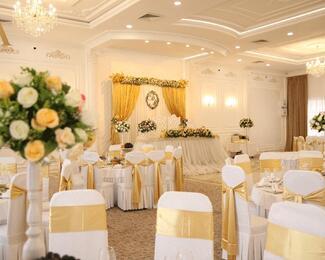 Новый банкетный зал – Altyn Arashan