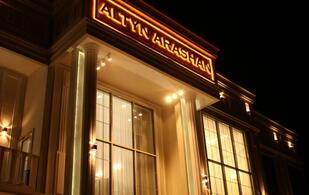 Altyn Arashan