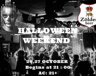 Halloween Weekend в Zolden Beer