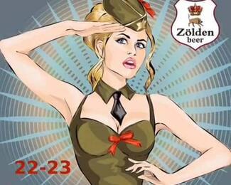 23 февраля в Zolden beer