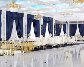 Обновленный зал торжеств Tartuga